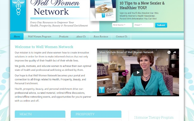 Well Women Network Empower sm