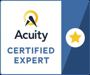 Janice Hurlburt Certified Acuity Scheduling Expert