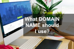 Should I use my Name as a Domain name?